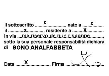 esempioautocertificazione1